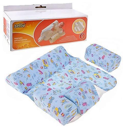 Подушка для младенца Selby комплект-трансформер (6)