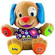 Игрушка Fisher-Price Смейся и учись Ученый щенок от Каз-Рус