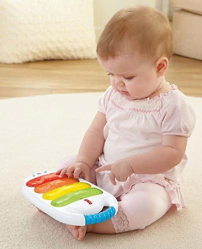 Fisher Price Игрушка Цветной ксилофон (7)