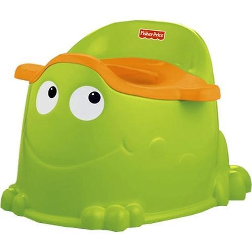Горшок Fisher-Price Зеленая лягушка (4)
