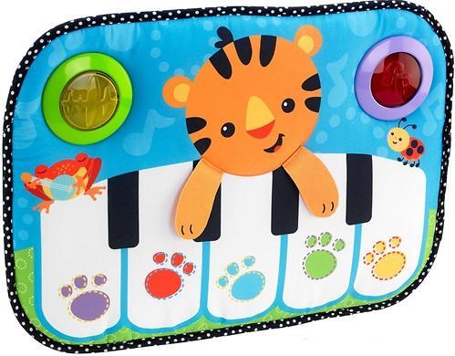 Игрушка Fisher-Price Смейся и учись Мягкое пианино (8)