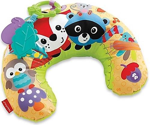 Игрушка Fisher-Price Музыкальная массажная подушка для игр на животе (6)
