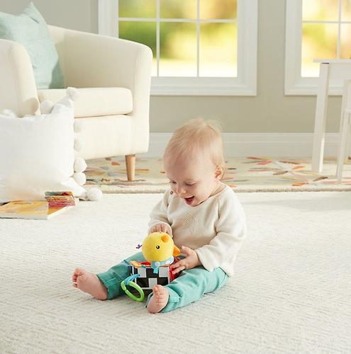 Мягкая игрушка-подвеска Fisher-Price Птенец в скворечнике (8)