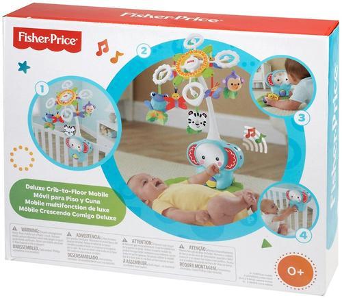 Мобиль Fisher-Price для детской кровати и игр на полу (14)