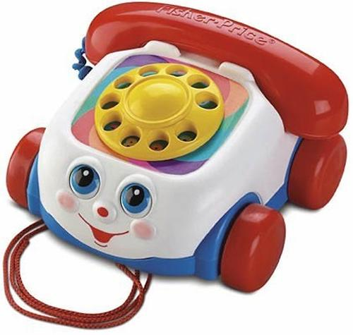 Fisher Price Веселый телефон (5)