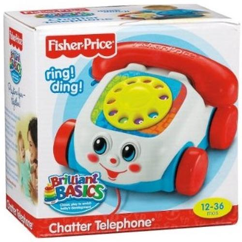 Fisher Price Веселый телефон (6)