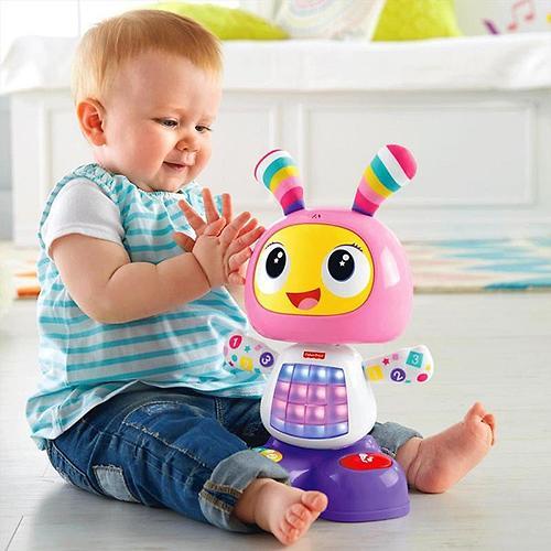 Обучающая игрушка Fisher-Price Смейся и учись БиБель (7)