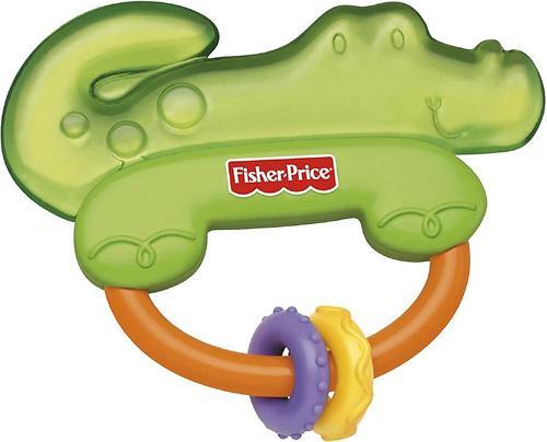 Прорезыватель Fisher Price Крокодильчик (3)