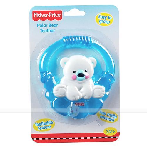 Прорезыватели Fisher-Price Полярный мишка (5)