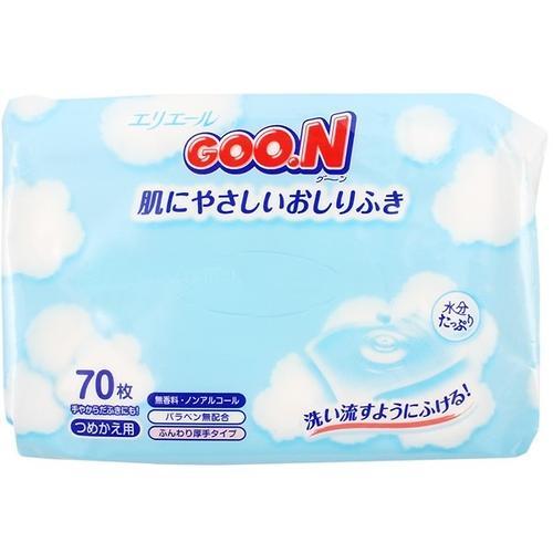 Салфетки влажные Goon 70 шт (1)