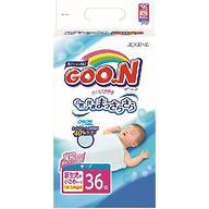 Подгузники Goon XXS 0-3 кг 36 шт
