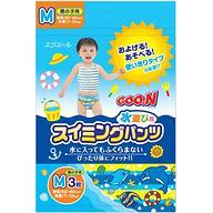 Трусики Goon плавательные M 7-12 кг 3шт для мальчиков