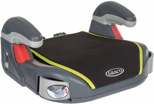 Бустер Graco Booster Sport Lime (4)