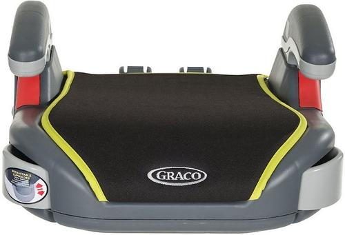 Бустер Graco Booster Midnight Black (5)