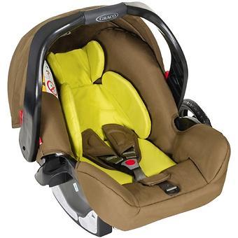 Автокресло Graco Junior Baby High End Olive - Minim