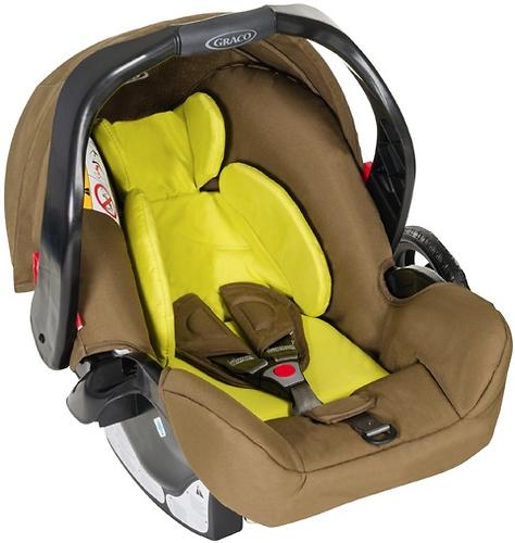 Автокресло Graco Junior Baby High End Olive (1)
