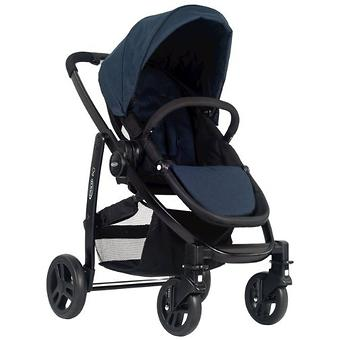 Коляска 3 в 1 Graco EVO Trio Navy Sand - Minim