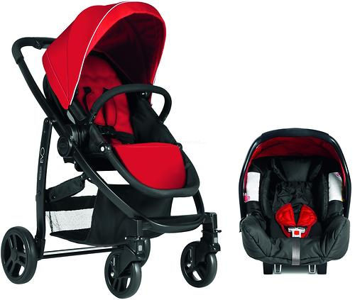 Коляска 2 в 1 Graco EVO TS Chilli (6)