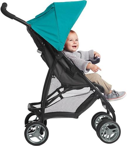 Коляска Graco Literider Harbor Blue (11)