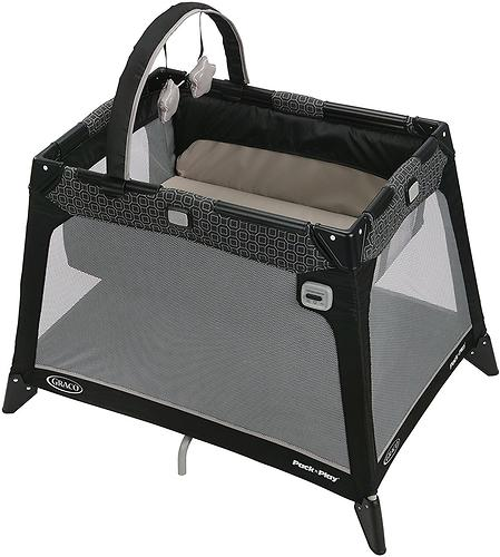 Манеж Graco Nimble Nook Pierse (6)