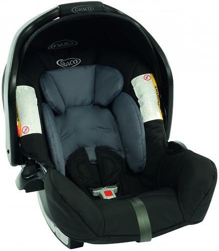 Автокресло Graco Junior Baby Sport Luxe (1)