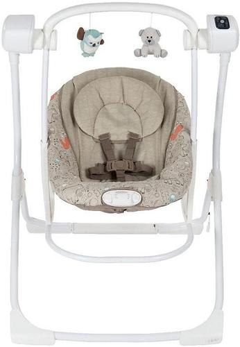 Качель Graco Cozy Duet Woodland Walk (7)