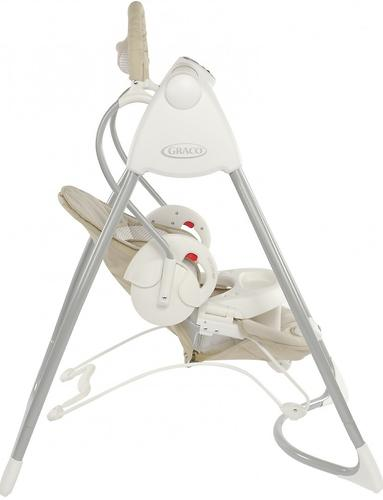 Качель Graco Swing and Bounce Benny and Bell (7)