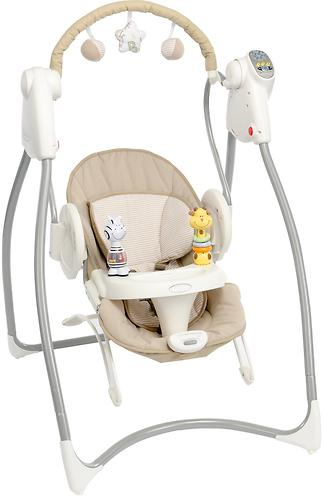 Качель Graco Swing and Bounce Benny and Bell (5)