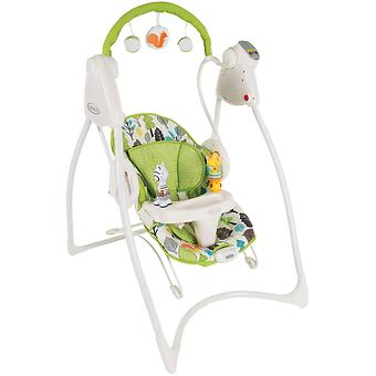 Качель Graco Swing Bounce Bear Trail - Minim