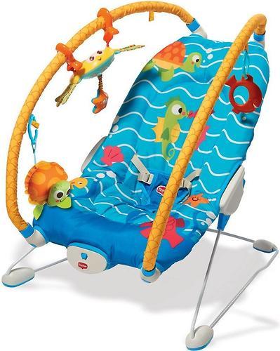 Баунсер TinyLove Подводный мир (7)
