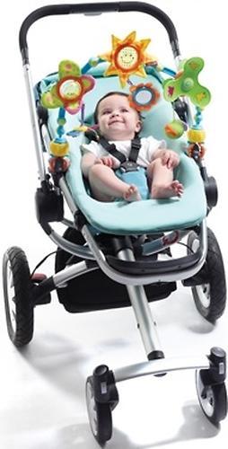 Дуга развивающая Tiny Love Солнечная для коляски и автокресла (7)