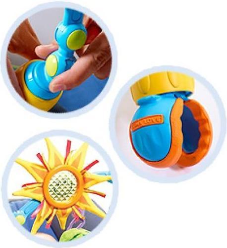 Дуга развивающая Tiny Love Солнечная для коляски и автокресла (8)