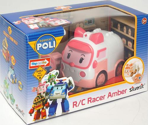 Машинка Robocar Эмбер на р/у 15 см (5)