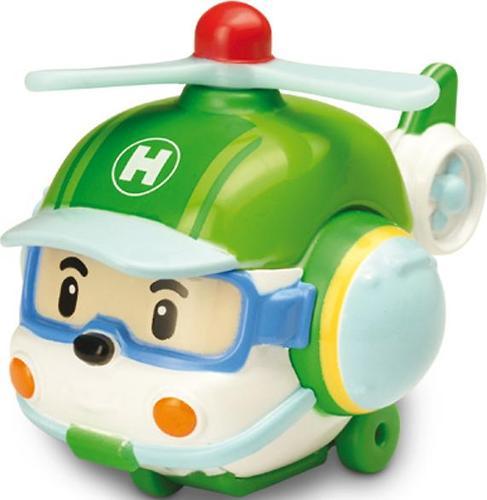 Игрушка Robocar Хэли металлический вертолет 6 см (4)