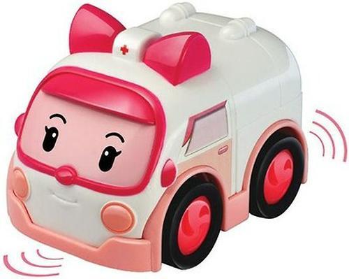 Машина Robocar Умная машинка Эмбер (4)