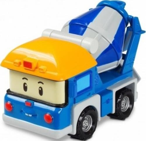 Игрушка Robocar Майки металлическая машинка 6см (1)