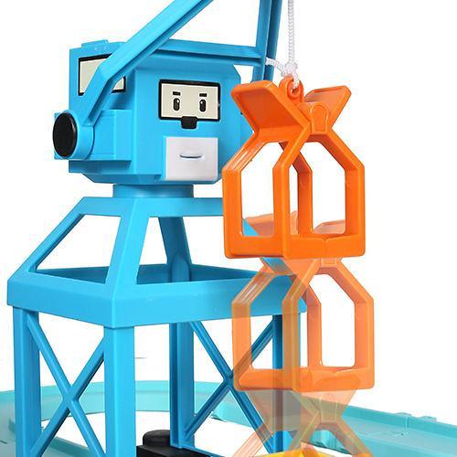 Набор Robocar Цементный завод (7)