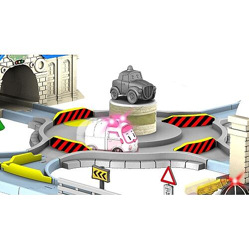 Набор Robocar Мега трек с двумя Умными машинами (8)
