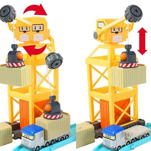 Игрушка Gulliver Порт металлическая фигурка Терри с разводным мостом (7)