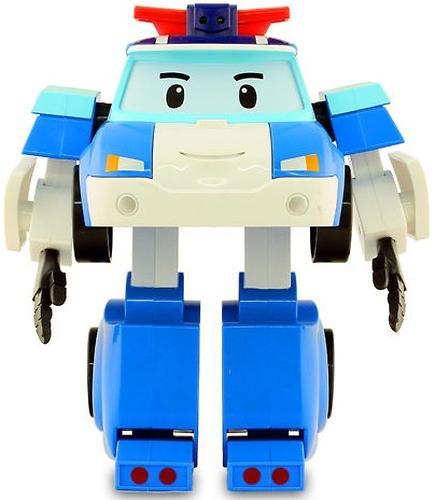 Игрушка Робот-трансормер Поли Robocar на радиоуправлении (12)