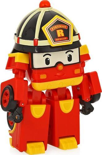 Игрушка Robocar Рой трансформер 12,5 см свет+инструменты (4)