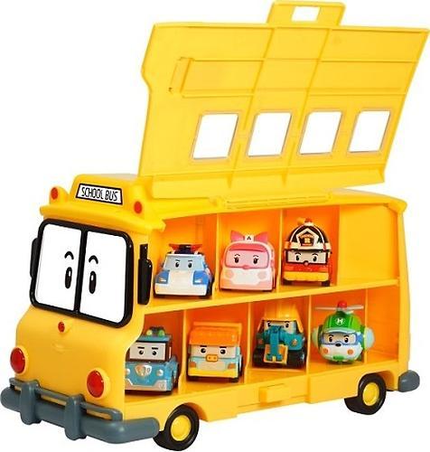 Игрушка Robocar Кейс для хранения машинок Скулби (5)