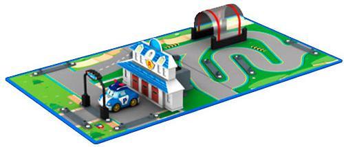 Игрушка Набор Город, штабквартира Robocar (7)