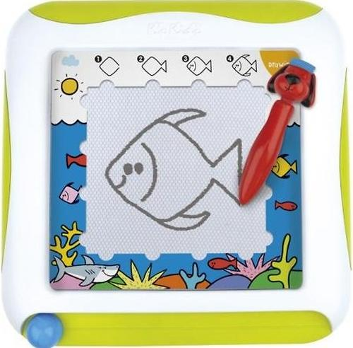 Доска для рисования с обучающими карточками K's Kids (6)