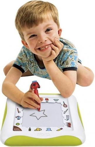 Доска для рисования с обучающими карточками K's Kids (9)