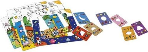 Доска для рисования с обучающими карточками K's Kids (8)