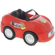 Машинка Keenway Воротилы Красная