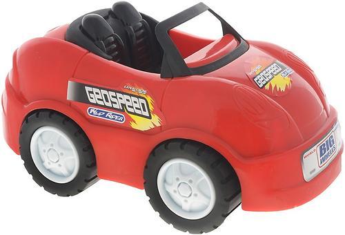 Машинка Keenway Воротилы Красная (4)
