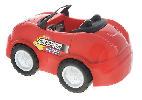 Машинка Keenway Воротилы Красная (5)