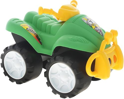 Машинка Keenway Воротилы Зеленая Джип (10)